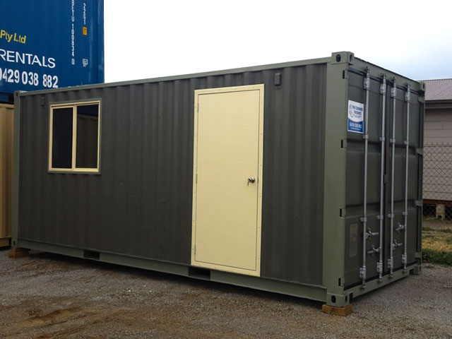 hiring a container in sydney